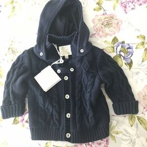 NWT Baby Jersey Jacket by Emile et Rose 3 Months
